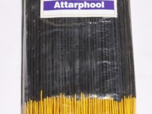 Loose Attarphool Black Agarbatti Front View